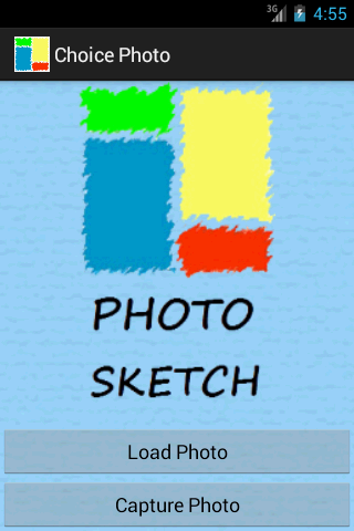 Photo Sketch フォトスケッチ