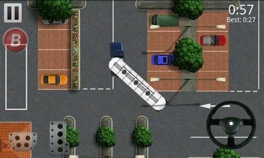 Parking Truck- screenshot thumbnail