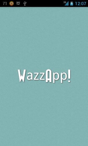 WazzApp