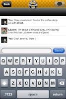 Screenshot of Share Fare