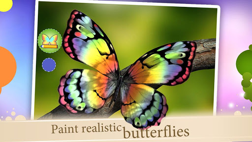Paint Me a Butterfly