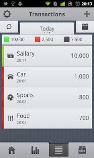 CashTrack - screenshot thumbnail