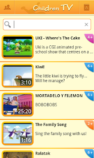 Children TV ~ videos for kids- screenshot thumbnail