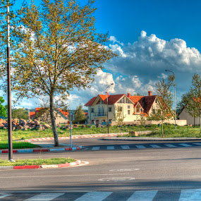 Ifrane Morocco by Tariq Ouhti - City,  Street & Park  Neighborhoods ( noob ifrane hdr morcco, Urban, City, Lifestyle )