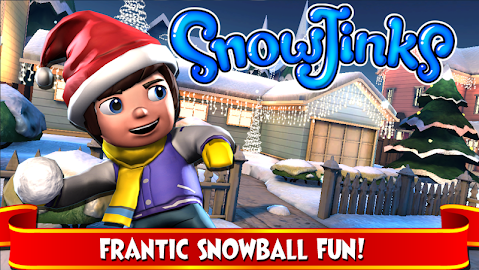 SnowJinks Screenshot 1