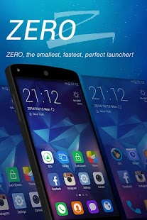 ZERO Launcher pro,smart,boost Screenshot 9