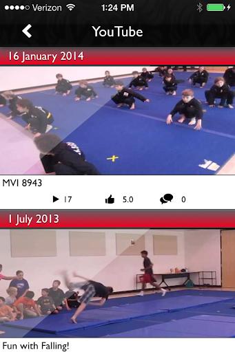 【免費運動App】Kuk Sool Won of Menlo Park-APP點子