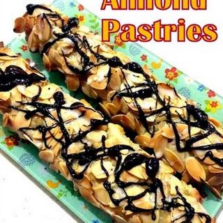 Almond Pastries.