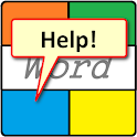 4 pics 1 word: Help me! logo