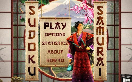 Sudoku Samurai HD