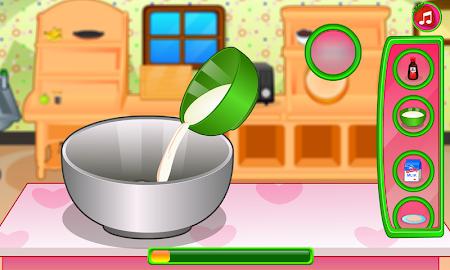 Cooking strawberry short cake 2.0.8 screenshot 714286