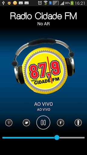 Radio Cidade FM - 87 9