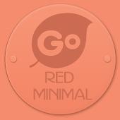 Orange Minimal Go Keyboard