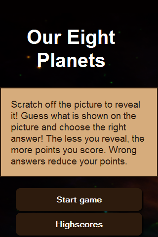 Our Eight Planets