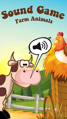 Sound Game with Farm Animals- screenshot thumbnail