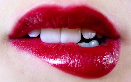唇部化妆教程