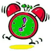 Alarm clock tones