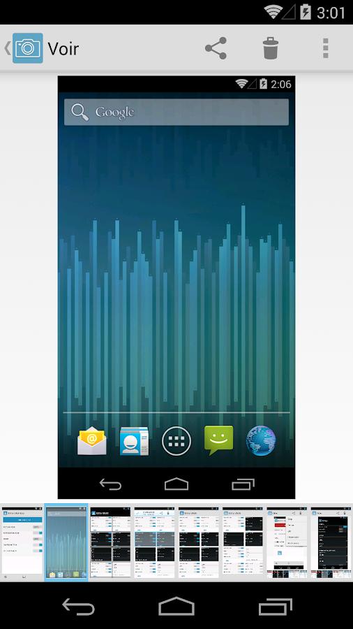 Capture d 39 cran facile applications android sur google play for Capture d42cran