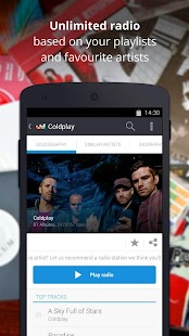 Deezer Music - screenshot thumbnail