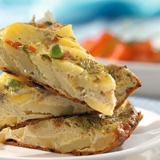 Aardappelfrittata