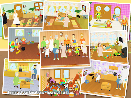 My house - fun for kids 2 screenshot 399045