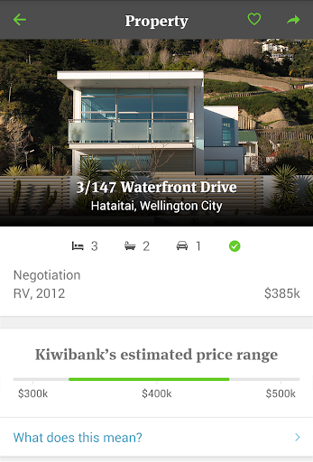 Kiwibank Home Hunter