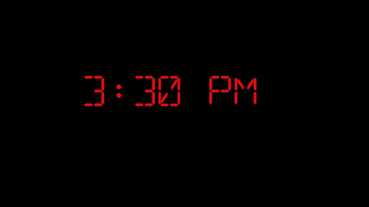 Clock Screensaver Free- screenshot