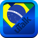 uTalk Brazilian Portuguese icon