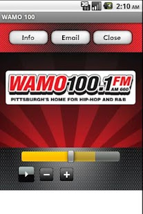 WAMO 100 - screenshot thumbnail