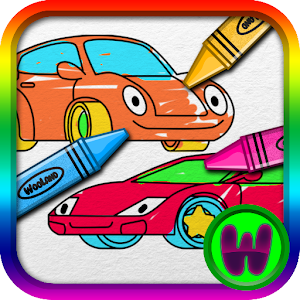Paint Cars for Toddlers for PC and MAC