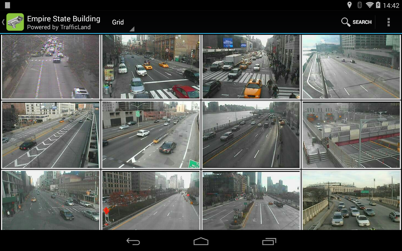 Tri-State Traffic Cameras - screenshot