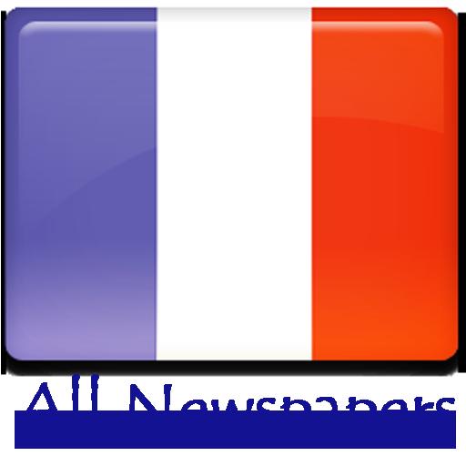 All News Paper of France LOGO-APP點子