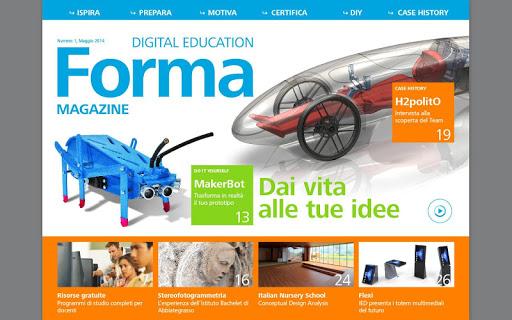 FORMA Digital Education