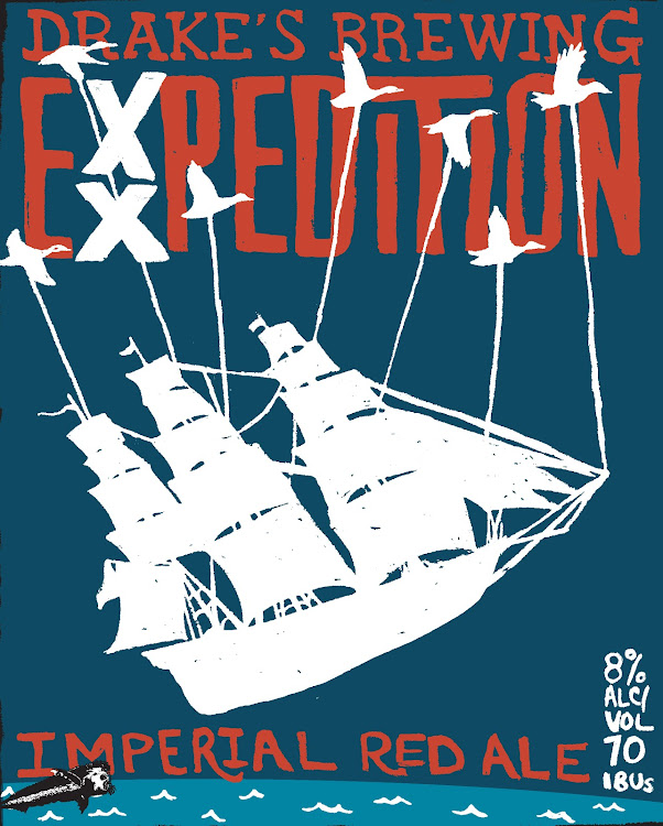 Logo of Drakes Exxpedition Ale