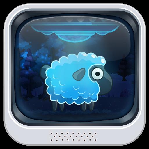 外星人大戰綿羊 LOGO-APP點子