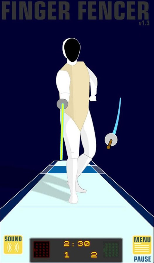 Finger Fencer - screenshot