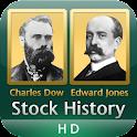Stock History Tab logo