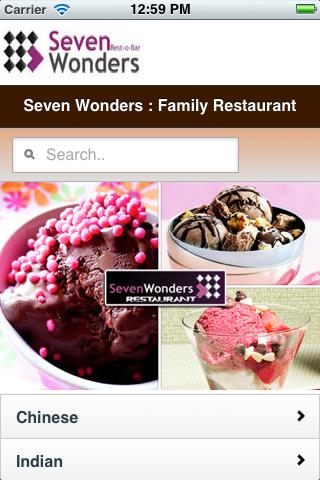 Eight Wonders