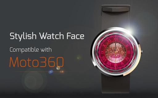 Stylish Watch Face