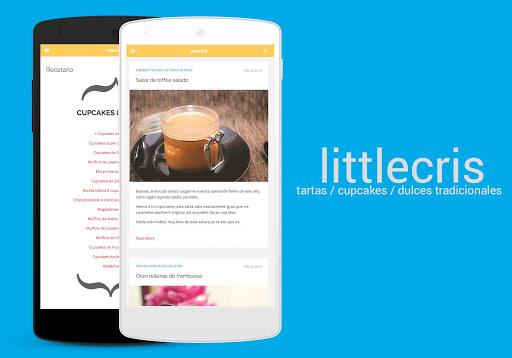 Littlecris Recetas Cupcakes