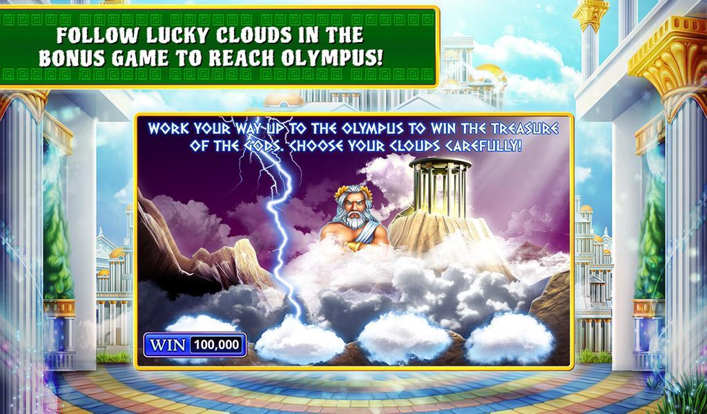 Mythology Slots Vegas Casino- screenshot