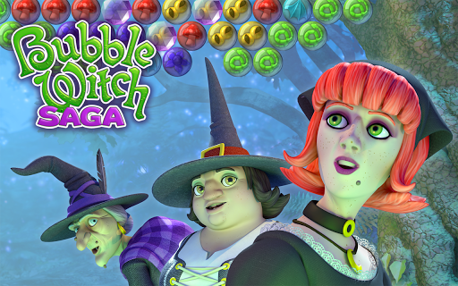 Bubble Witch Saga 3.1.30 screenshots 15