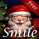 Smiling Santa 3D LiveWallpaper