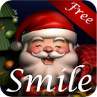 Sonriendo Santa 3D LWP icon