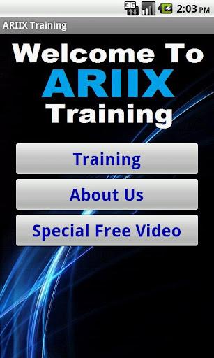 ARIIX事業で苦労