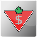Canadian Tire Money Tracker icon
