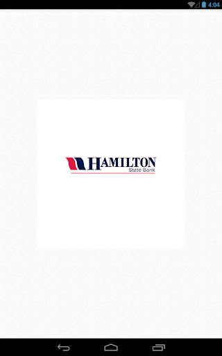 Hamilton Mobile for Tablet