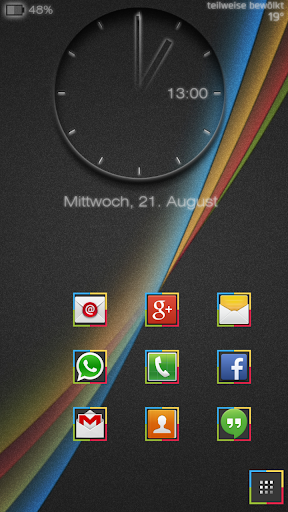 The Droid Effect icon theme 3