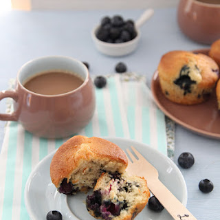 Blueberry Breakfast Muffins Recipe