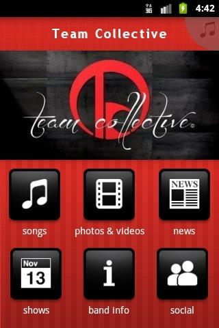 Team Collective - screenshot